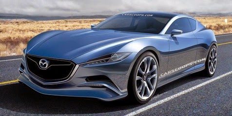 2015 Cool New Mazda RX 8