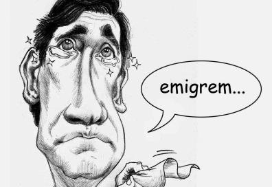"""GOVERNO DE PASSOS COELHO AUMENTOU O EMPREGO… RECOMENDANDO """"EMIGREM!"""""""