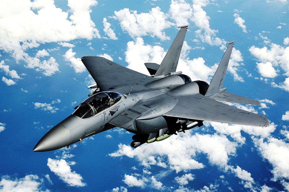 F-15SE Silent Eagle Wallpaper 3