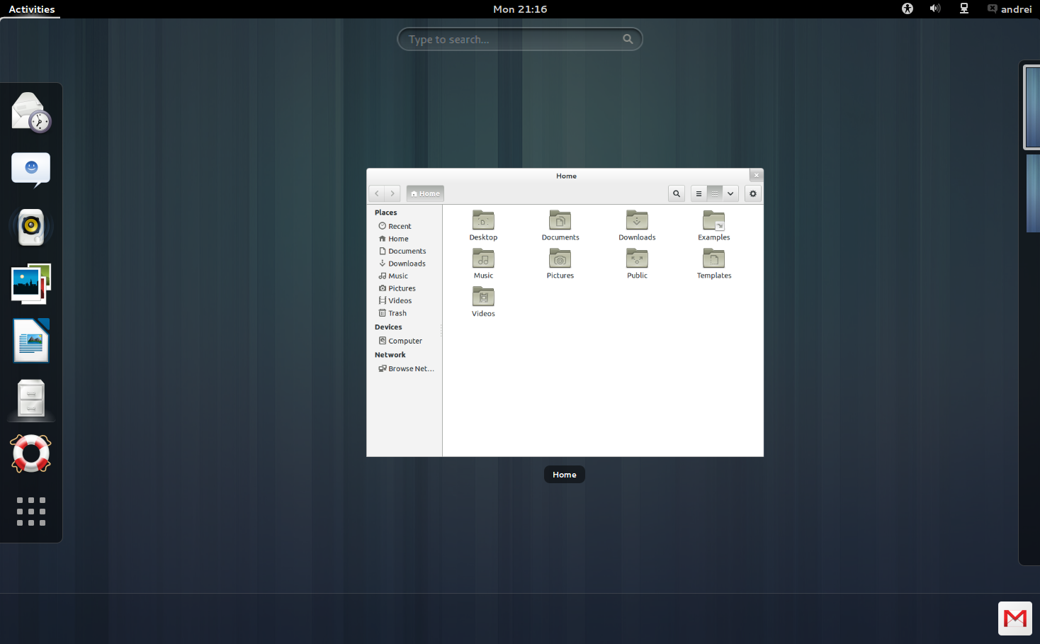 gnome desktop 3.15.2.1 released, install on Linux Mint 17.1 ...