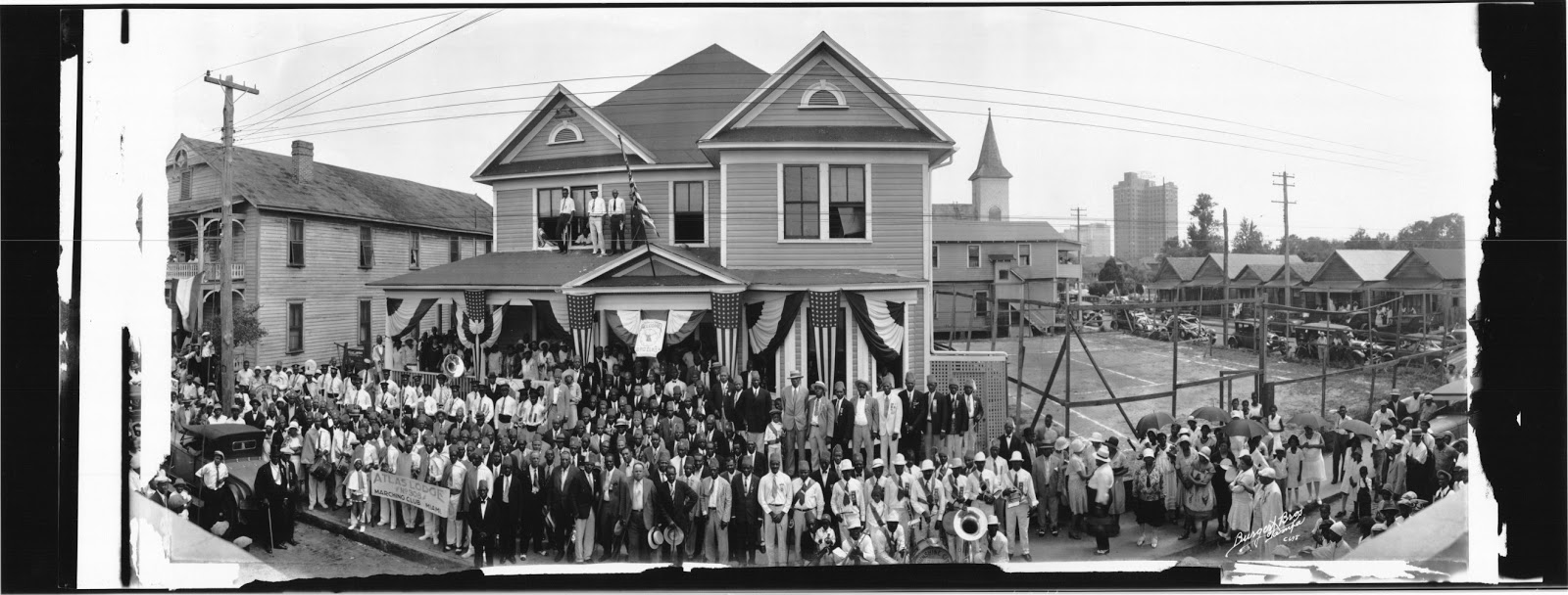 Central Avenue: The Long Rise and Fall of Tampa's 'Harlem of The South'