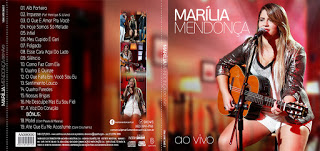 CD Marília Mendonça – Ao Vivo (2015)