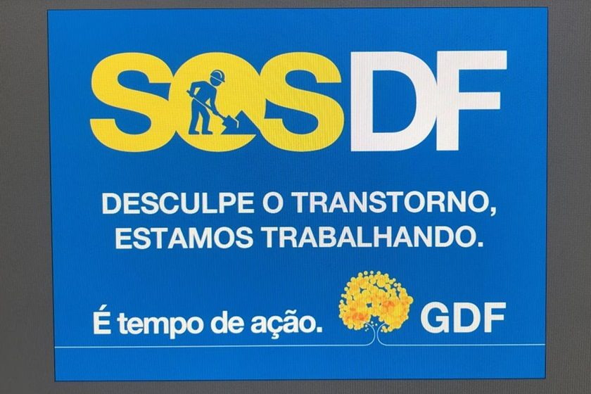 AGENDA: GOVERNADOR DO DF