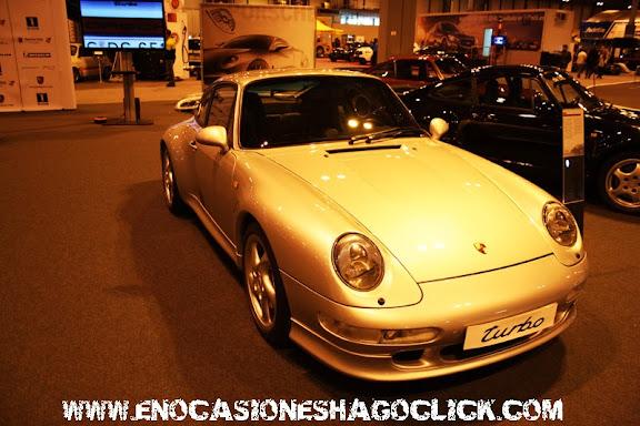Porsche 911 en Madrid Motor Days