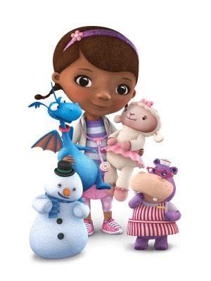 Doctora juguetes y sus personajes
