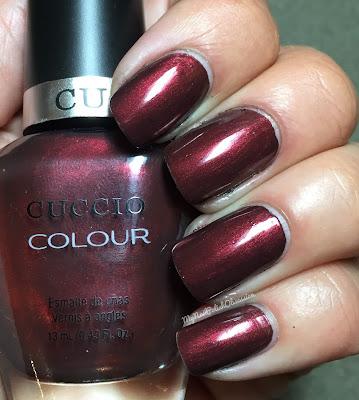 Cuccio Colour Royal Flush