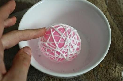 DIY, Bolas para el Arbol de Navidad