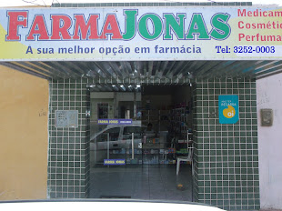 FARMAJONAS a sua melhor opo em farmcia.