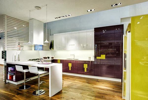 Contemporary Kitchen Lighting Ideas Design