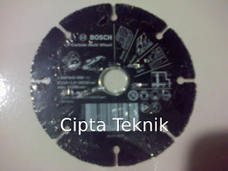 """Carbide Multi Wheel Bosch 4"""" inchi"""