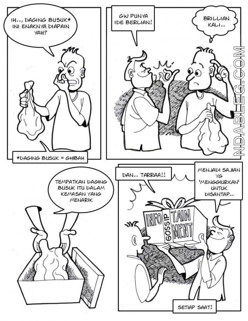 Kumpulan Komik Lucu Bagian 9