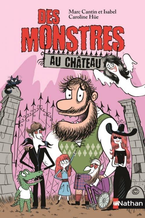 Monstres au chateau