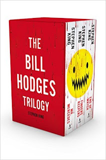 Stephen King Books, The Bill Hodges Trilogy, Mr Mercedes, Finders Keepers, End of Watch, Stephen King Store