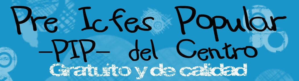Pre Icfes Popular del Centro
