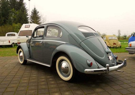 vw beetle oval deluxe buy classic volks