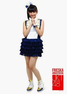 Foto dan Biodata JKT48 Frieska Anastasia Laksani