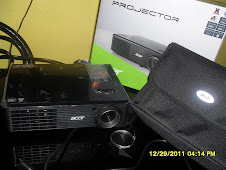 CHSG NEW ACER PROJECTOR 2011