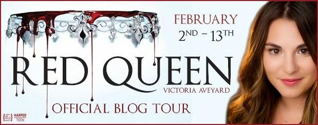 Red Queen Blog Tour