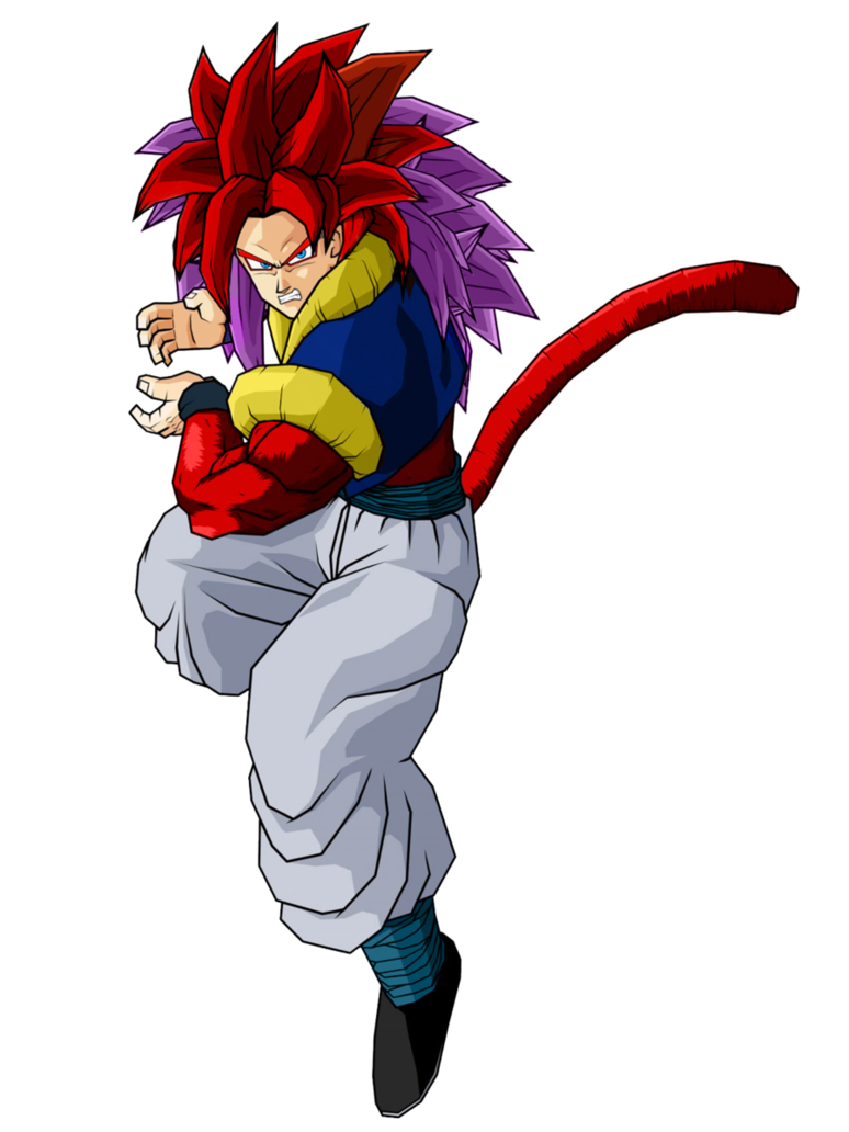 Dragon ball z wallpapers gotenks super saiyan 4 - Son gohan super saiyan 4 ...