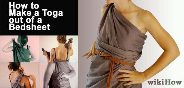 How To Make A Guy Toga Adventures In C...