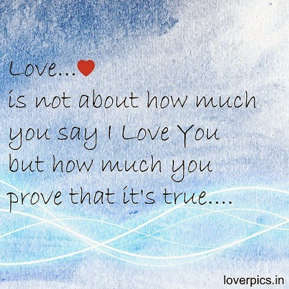 Image Name: Whatsapp DP Love Quotes, display picture, i love you