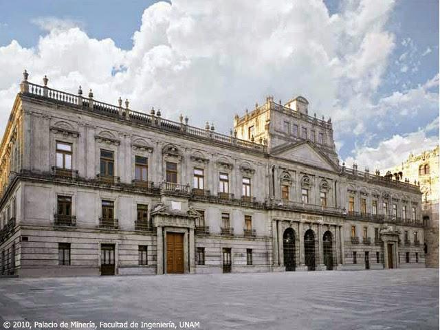 Ciudad de los Palacios, Ciudad de México