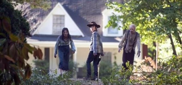 Avance de la segunda parte de la cuarta temporada de The Walking Dead