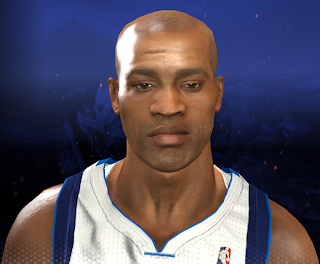 NBA 2K14 Vince Carter Cyberface Mod