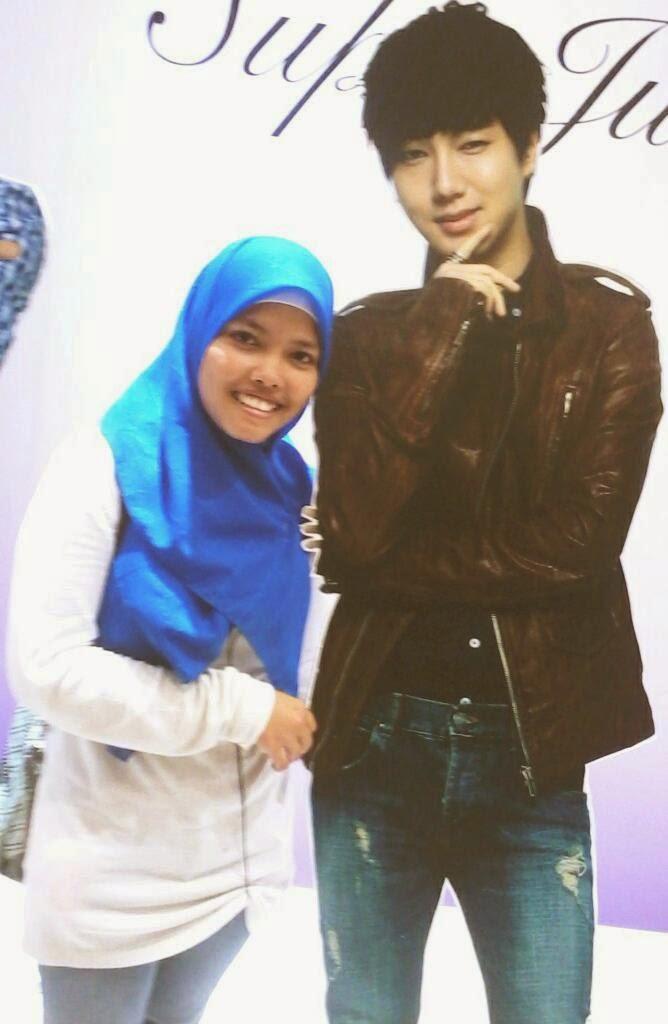 me and yesung SUJU
