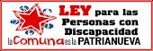 Descarga la Ley Para las Personas con Discapacidad