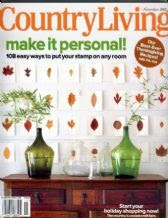 November Issue of Country Living