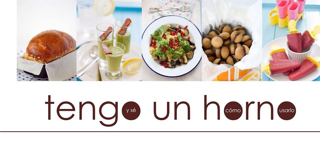 Tengo un horno y sé cómo usarlo | Recetas & fotos | Cocina paso a paso| Food | Spanish | Recipes