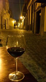Un vino en Vegueta - Estudio de las artes