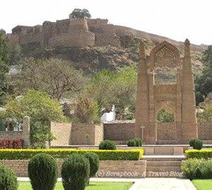 Chanderi Badal Mahal