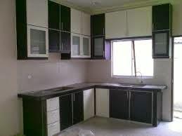 Interior dapur rumah minimalis 4
