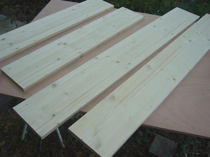 Faire un tiroir de rangement pour lit volutif - Fabriquer tiroir coulissant ...