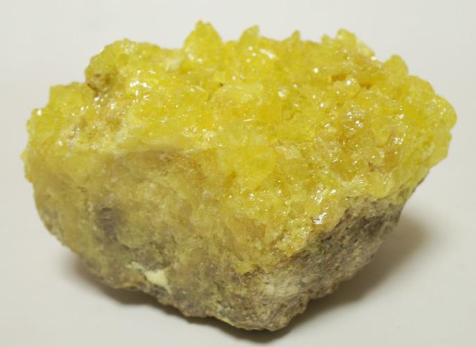 ボリビア産 サルファー(硫黄) クラスター