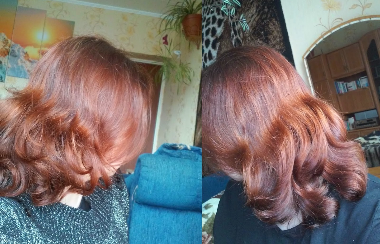 Włosy w marcu 2015r.