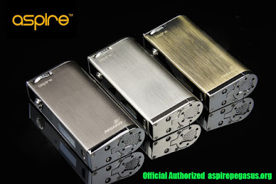 Buy Aspire Pegasus 70W TC Box Mod