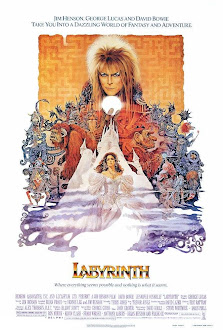 Labyrinth Masquerade Ball - April 18th at 8:45pm at The Prince Charles Cinema