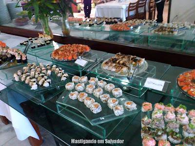 Sukiyaki: Buffet