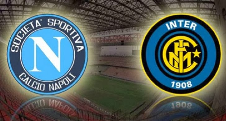 Napoli vs Inter Milan Serie A December 15 2013