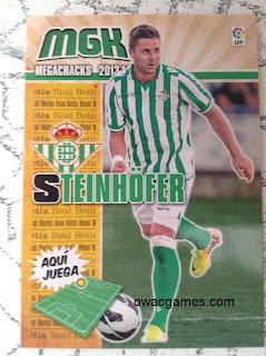 Steinhöfer Nuevo Fichaje 455