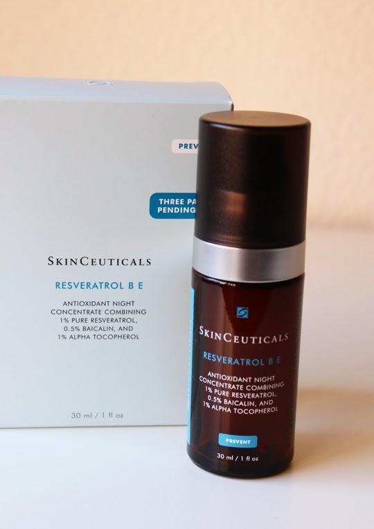 Resveratrol B E de Skin Ceuticals