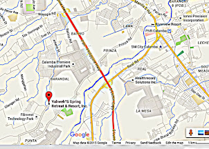 LOCATION MAP.  CLICK HERE!