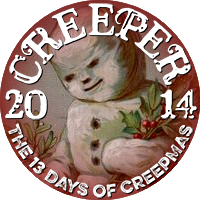 Badge Gallery:  The 13 Days Of Creepmas 2014