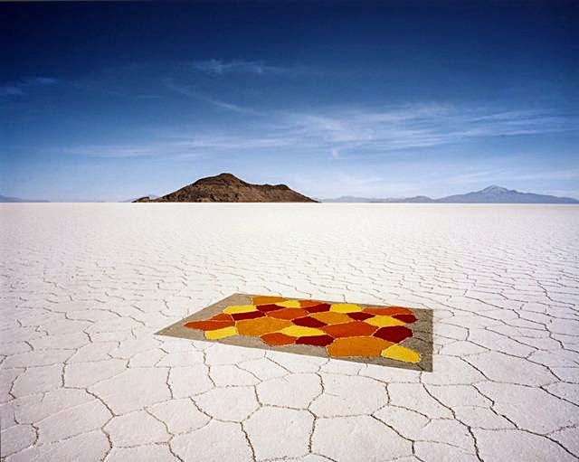 Bolivia Salt Desert Photos by Scarlett Hooft Graafland