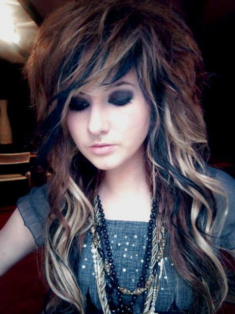 emo hairstyles - ideas