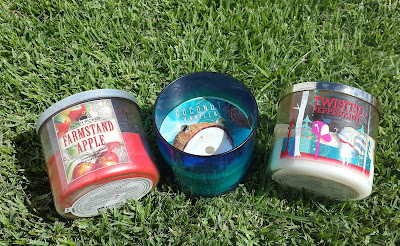 Bath & Body Works 3 Wick Candles www.modenmakeup.com