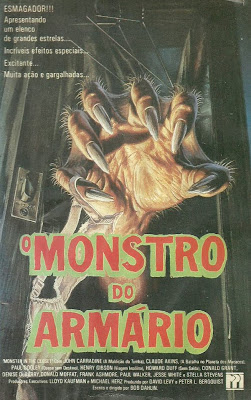 O Monstro do Armário - DVDRip Dublado